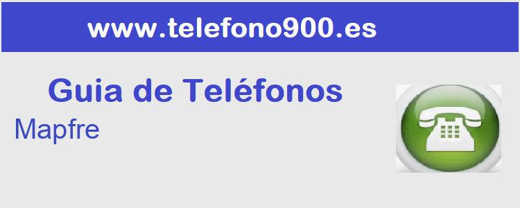 Telefono de  Mapfre