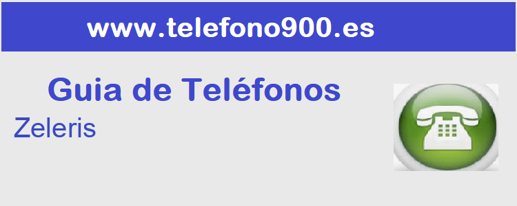 Telefono de  Zeleris